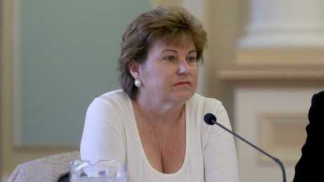 Labor MP Jo-Ann Miller says she was the only one to call out the former Ipswich Mayor regarding allegations of corruption.