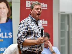 LNP's Tim Nicholls told: 'Why I won't vote for you'