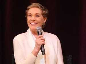 Dame Julie Andrews in Queensland for My Fair Lady