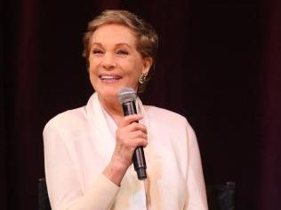 My Fair Lady's Julie Andrews during a media call at QPAC.