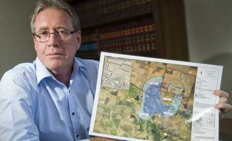 COMPENSATION CLAIM: Peter Shannon from Shine Lawyers.The Oakey law suit is to proceed. Friday Mar 17, 2017.