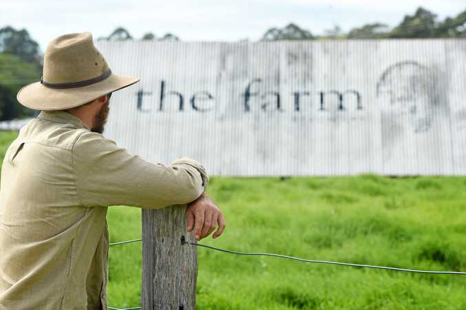 The Farm general manager Johno Hunter is passionate about good food and truly believes they are re-writing the book on what can be done with food.