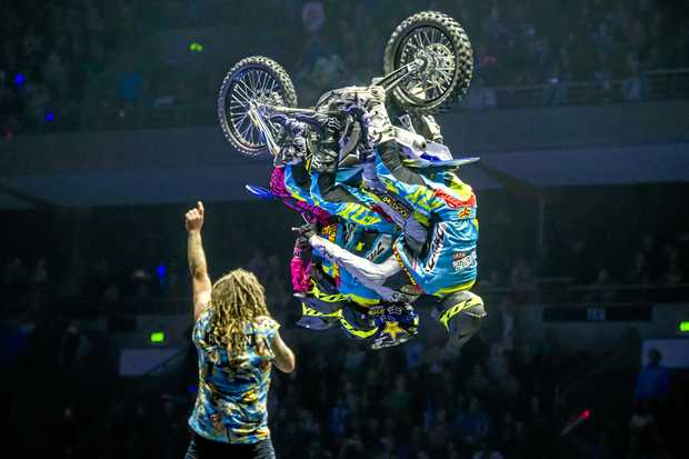 Oakes Oval in Lismore will host the sell-out, worldwide phenomenon that is Nitro Circus Live during its 15-city Australian tour in April.