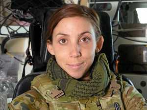 YOUR STORY: I'm fighting the war against terror