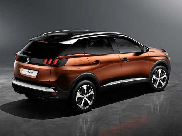 stunning peugeot 3008 wins euro car of the year 2017 rockhampton morning bulletin. Black Bedroom Furniture Sets. Home Design Ideas