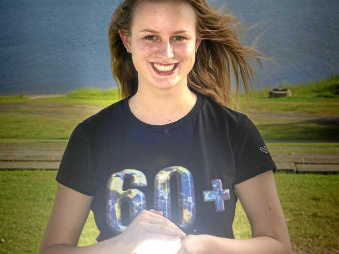 2016 Clarence Valley ambassador for Earth Hour Laura Johnson.