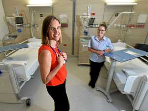 Sick kids and their families are winners, says nurse