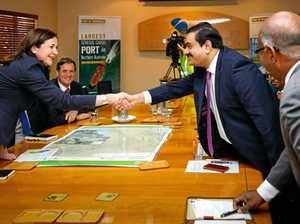 Adani won't abandon project, despite famous Aussies' calls