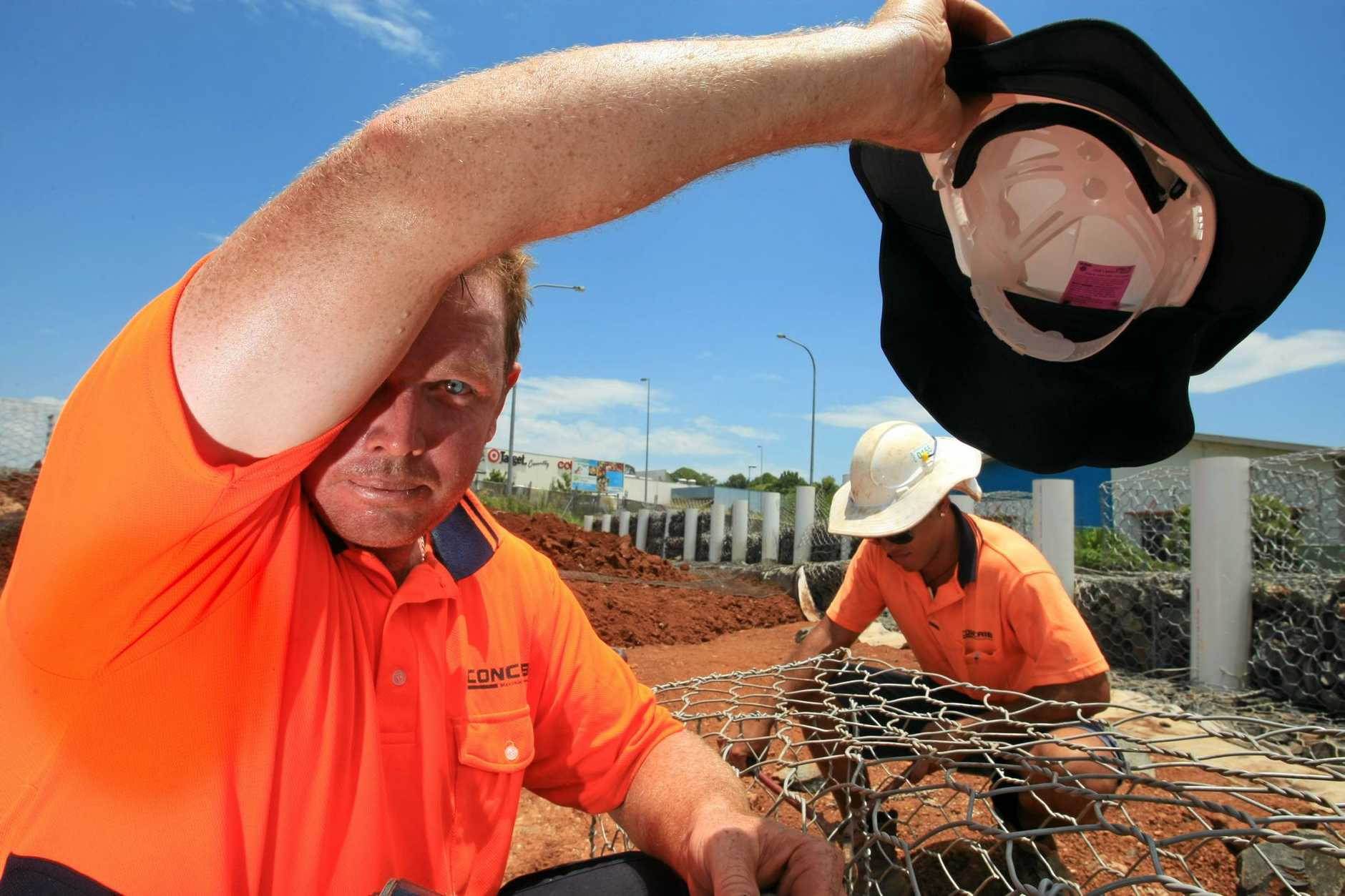 FEELING THE HEAT: New CQUniversity study to tackle hard issues on FIFO lifestyle.