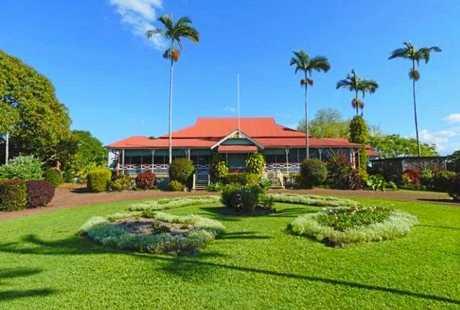 Historic Greenmount Homestead is a regular setting for Mackay region ghost stories