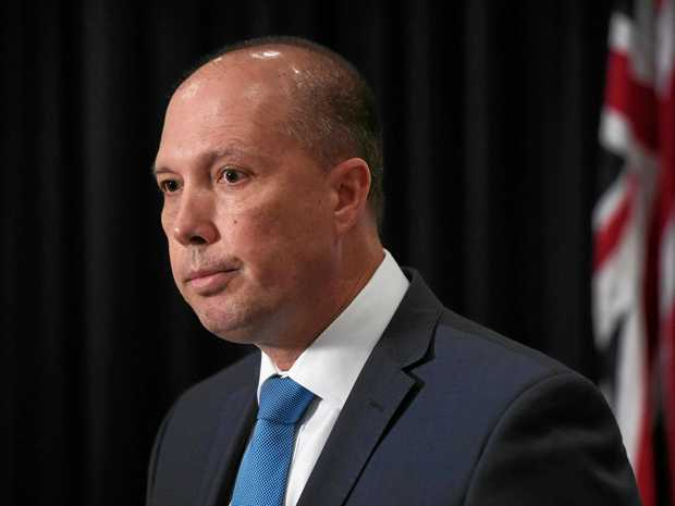Minister for Immigration and Border Protection, Peter Dutton.