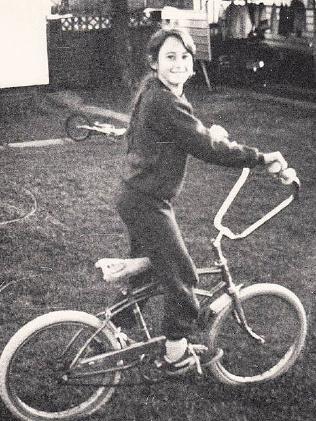 Debbie Keegan before her murder. Source:Supplied