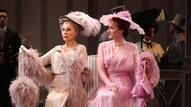 The costumes for My Fair Lady have been modelled on the original designs by Cecil Beaton.