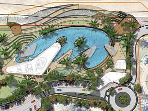 Updated plans for 2500m sq wow factor lagoon