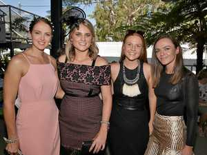 GALLERY: Punters channel the luck of the Irish at race day