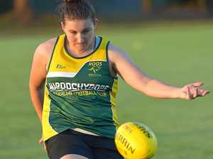 Roos women determined to make a mark in state's top tier