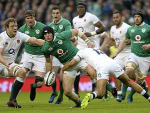 Ireland plays party poopers again