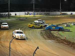 Tough night for drivers in first speedway round