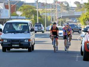 Truckie leads bike safety campaign