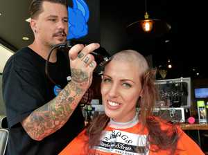 Ocean Street's sneaky Sunday shave for a good cause