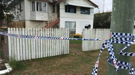 GRUESOME INVASION: Three people have been hospitalised after an alleged stabbing incident in a Smith St home, Maryborough.