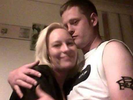 Carla Murtagh, pictured with her husband Matthew, took her own life. Picture: Facebook/carlaandmat.murtagh
