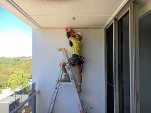 Coast's 'lady tradies' say they can hold their own