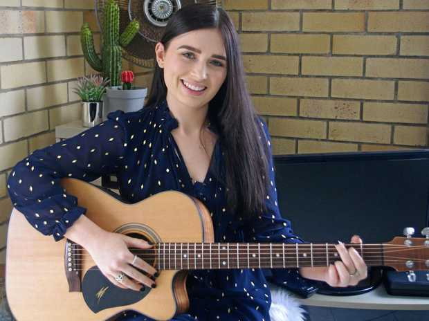 Aspley musician Hayley Wilson has released her debut album 'Further Than Forever'.