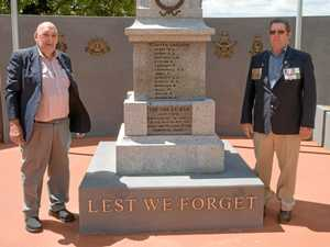 South Grafton cenotaph labour of love