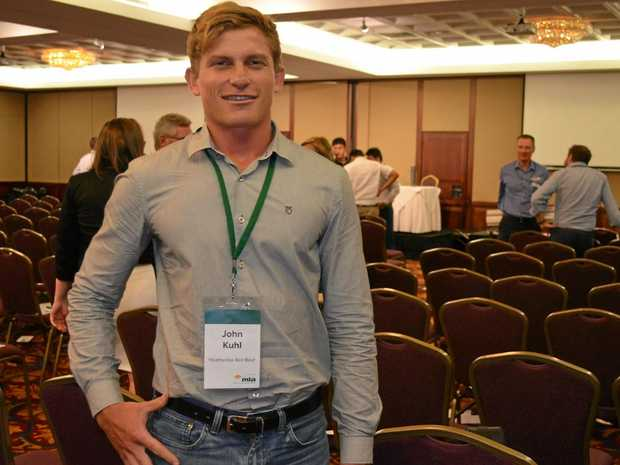 YOUNG PRODUCER: Heatherlea Red Beef's John Kuhl was at the MLA Global Market Forum to find out about emerging markets.