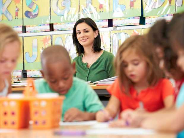 CRUCIAL ROLE: Many early childhood educators earn less than the average cleaner.