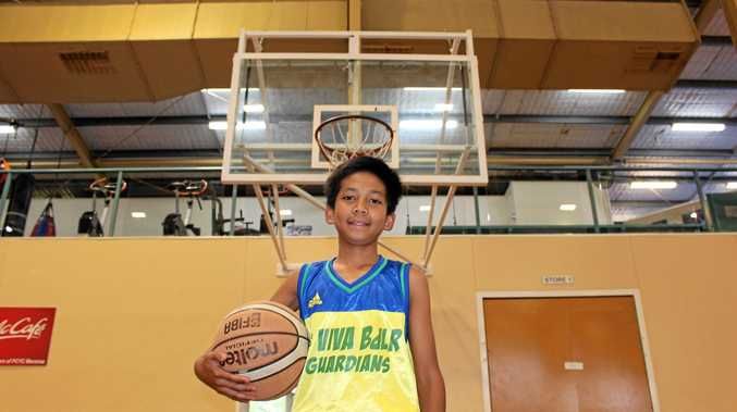 AIMING HIGH: Nathaniel Bracamonte is a testament to hard work paying off.