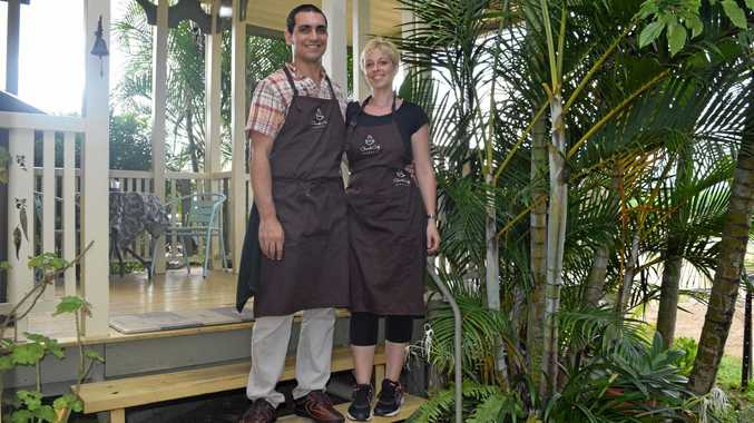 The Church Cafe co-owners, Giuseppe Buttice and Genny Mazzoni will be opening the cave's doors on Saturday nights.