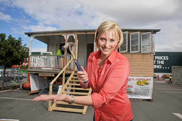 Better Homes and Gardens host Johanna Griggs will be the guest speaker at Northern Stock Water Ladies Lunch.