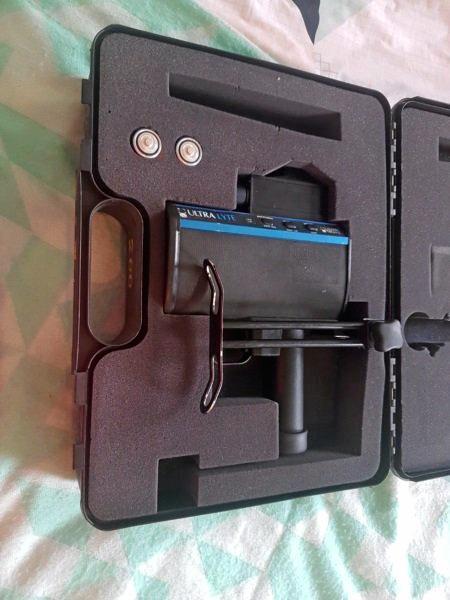 Ex-police radar gun for sale on Gumtree