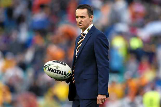 Tigers coach Jason Taylor is set to be sacked, according to reports.