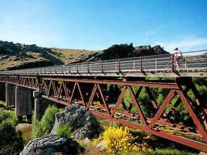 NZ TRIP: Ballina MP inspired by rail trails