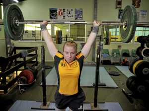 Lifters push limits at Aust International