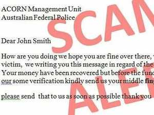 SCAM ALERT: The AFP's scam alert on a fake scam alert