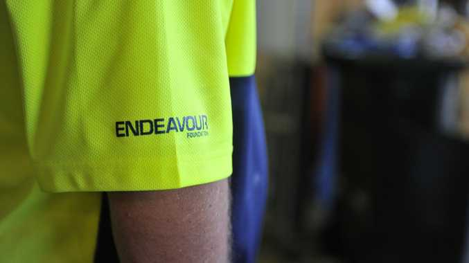 Endeavour Foundation has denied doing anything wrong by not using some of its intellectually-impaired workforce.