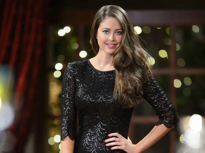 The Bachelor contestant Lana Jeavons-Fellows.