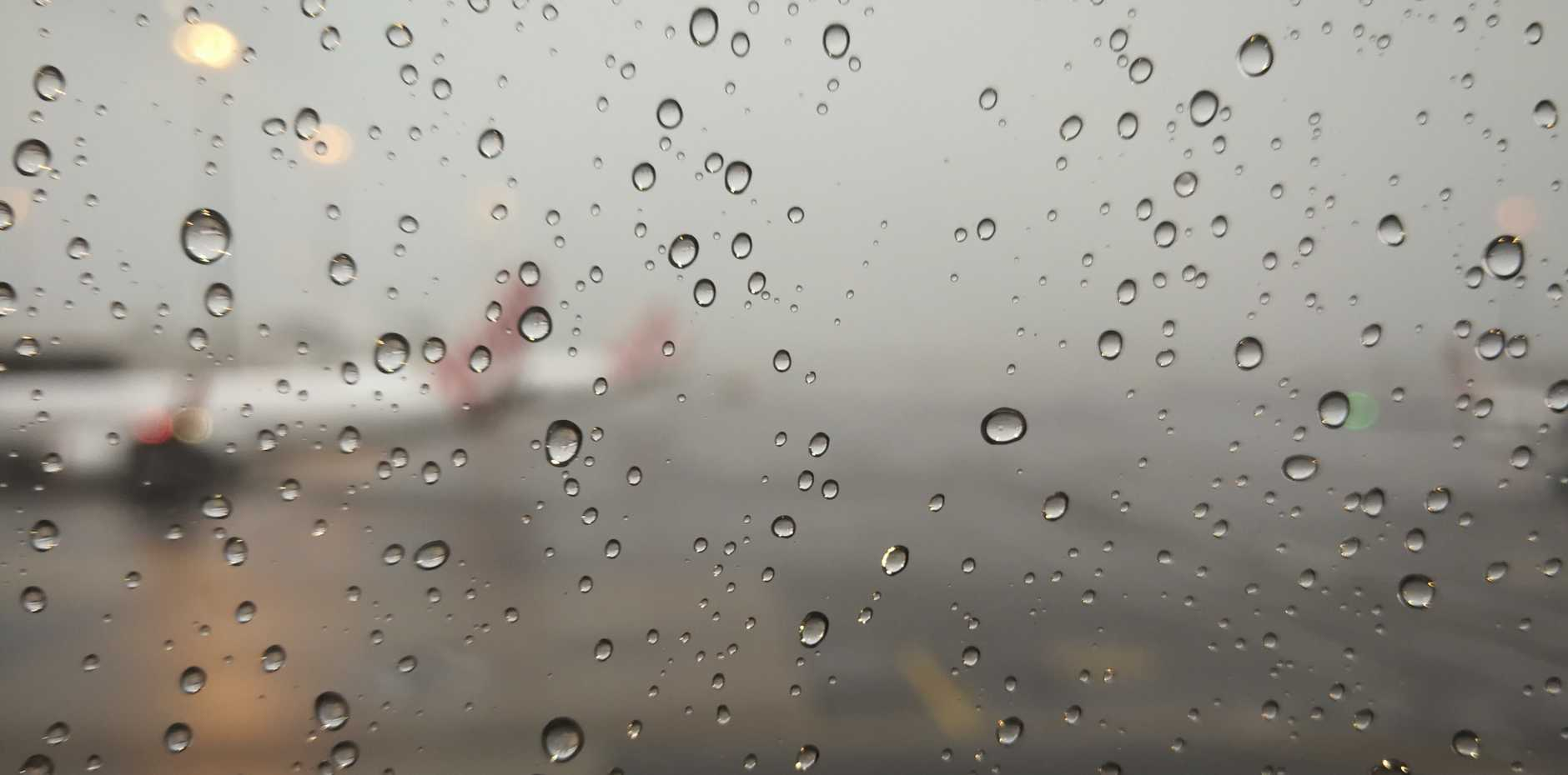 The outlook at Kingsford Smith Airport. Photo: Mark Furler.