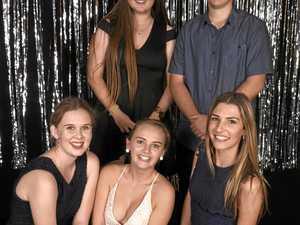 Glitz and glamour: Students turn stars