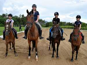 Pony riders galloping closer to local competition