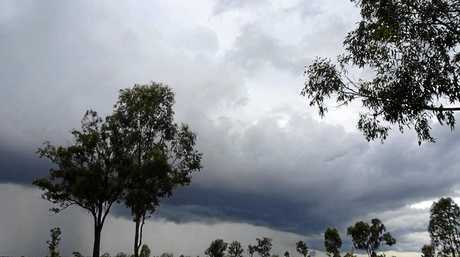 14mm of rain was recorded at
