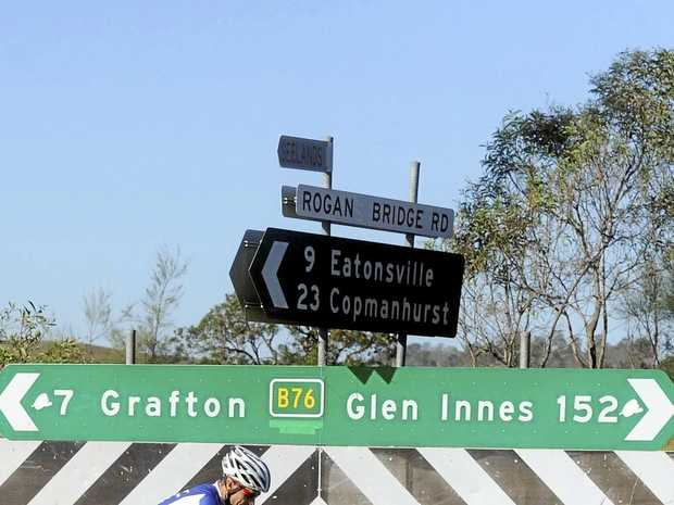 The Gwydir Highway between Grafton and Glen Innes is closed in both directions.