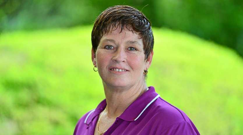 HOLIDAY WITH HELP: business owner and qualified carer, Leanne Harsh.