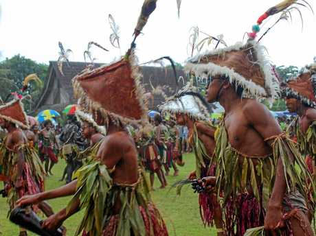 THE new face of modern surfboard events in PNG where surfing and culture are mixing on the edge of nature.
