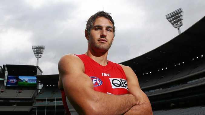 Sydney Swans captain Josh Kennedy.