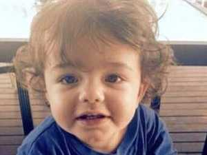 Parents' tribute to dead toddler banned from courtroom